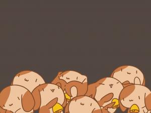 """「障害対応のマスコット""""バリーくん""""壁紙配布所」のイメージ"""