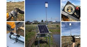 「ソーラーパネルで動くLoRaWAN®基地局をスマート農業向けにDIYで設置してみた(後編)」のイメージ