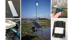 「ソーラーパネルで動くLoRaWAN®基地局をスマート農業向けにDIYで設置してみた(前編)」のイメージ