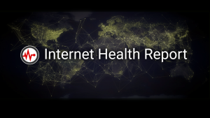 「The Internet Health Report」のイメージ