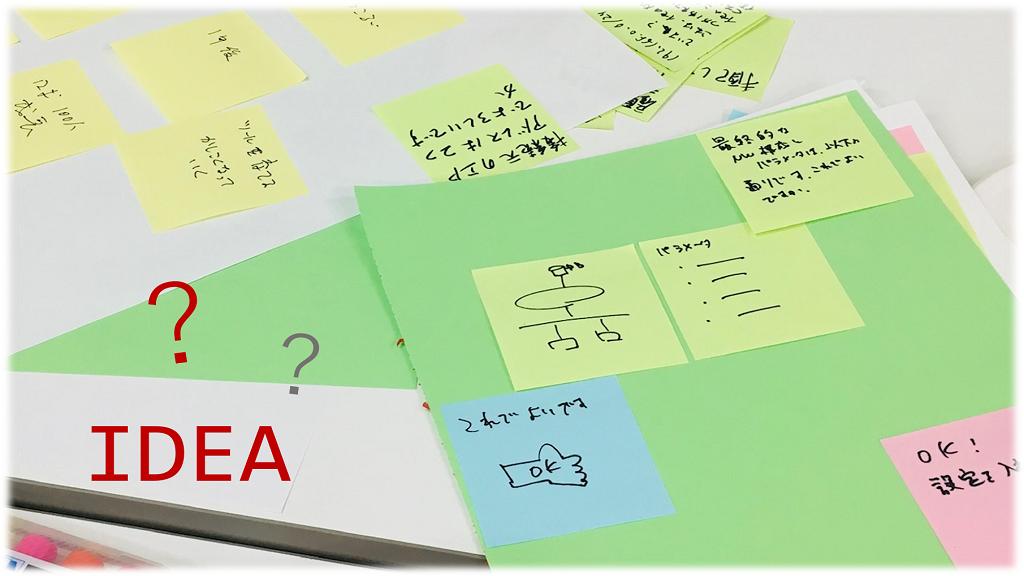「デザイン思考 ~新サービス・ソリューションを目指して~」のイメージ