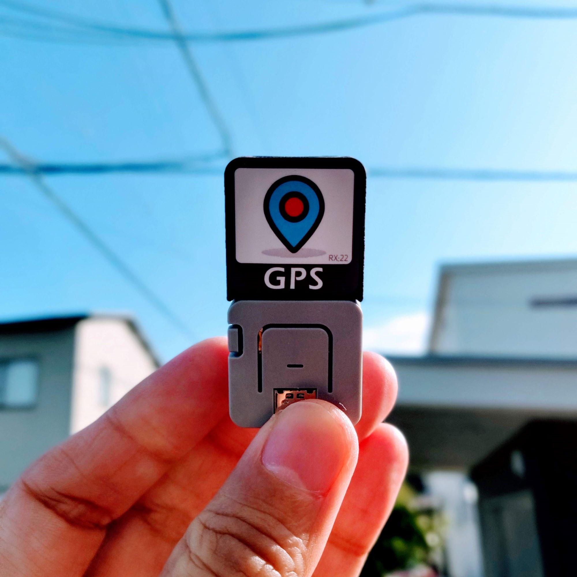 「3000円で作るGPSロガーシステム(M5Atom+GPSモジュール+クラウド完全無料枠)」のイメージ